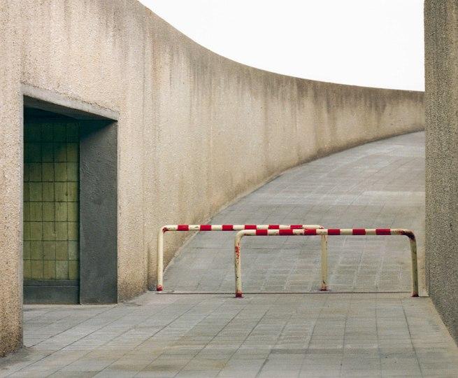 Oliver Boberg (German, b. 1965) 'Unterführung'[Underpass] 1997