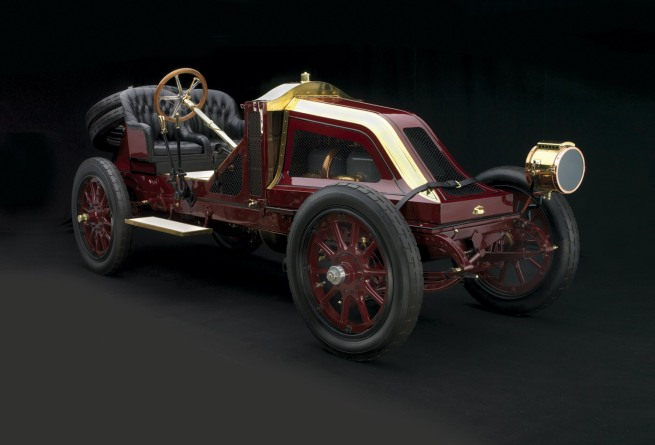 Renault AI 35/45 HP Vanderbilt Racer 1907