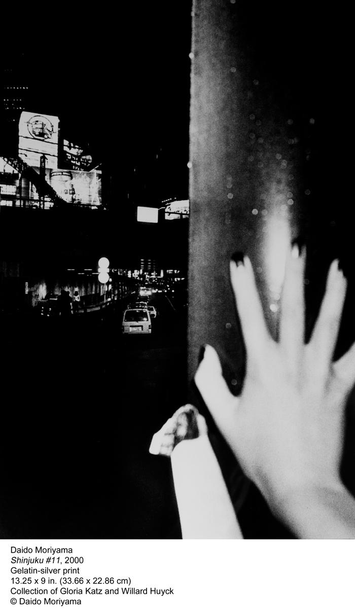 Daido Moriyama. 'Shinjuku #11' 2000