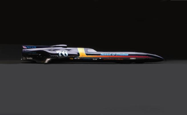 """Speedomotive Special"" Streamliner 1975"
