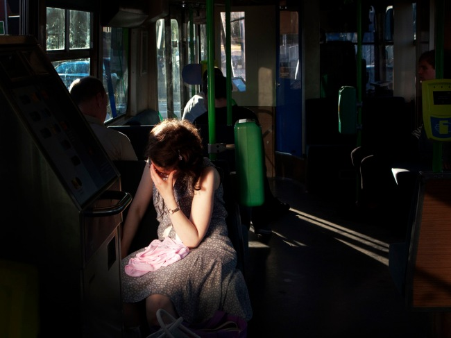 Katrin Koenning. 'Untitled' from the series 'Transit' (2009 - )