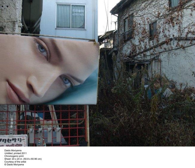 Daido Moriyama. 'Untitled' 2011