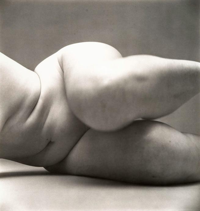 Irving Penn (American, Plainfield, New Jersey 1917 - 2009 New York City) 'Nude No. 57' 1949-50