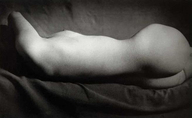 Brassaï (French (born Romania), Brasov 1899 - 1984 Côte d'Azur) 'Nude' 1931-34