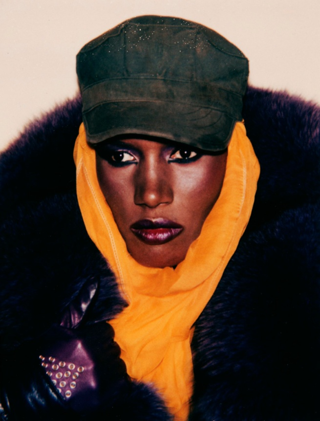 Andy Warhol (American, 1928-1987) 'Grace Jones' 1984
