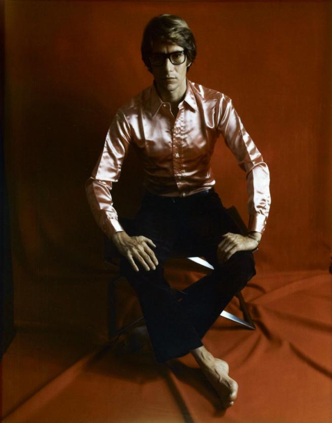 Marie Cosindas (American, born 1925) 'Yves St Laurent' 1968
