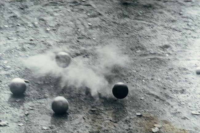 Hannah Villiger. 'Arbeit' 1979