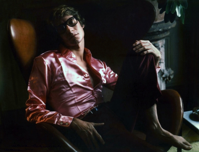 Marie Cosindas (American, born 1925) 'Yves Saint Laurent, Paris' 1968