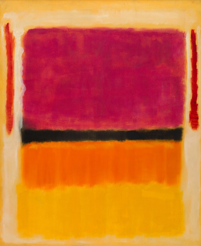 Mark Rothko.