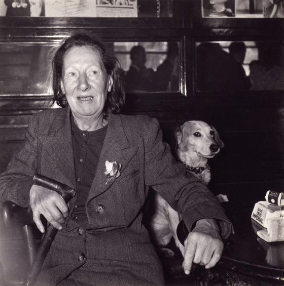 Daniel Farson. 'Nina Hamnett' 1952