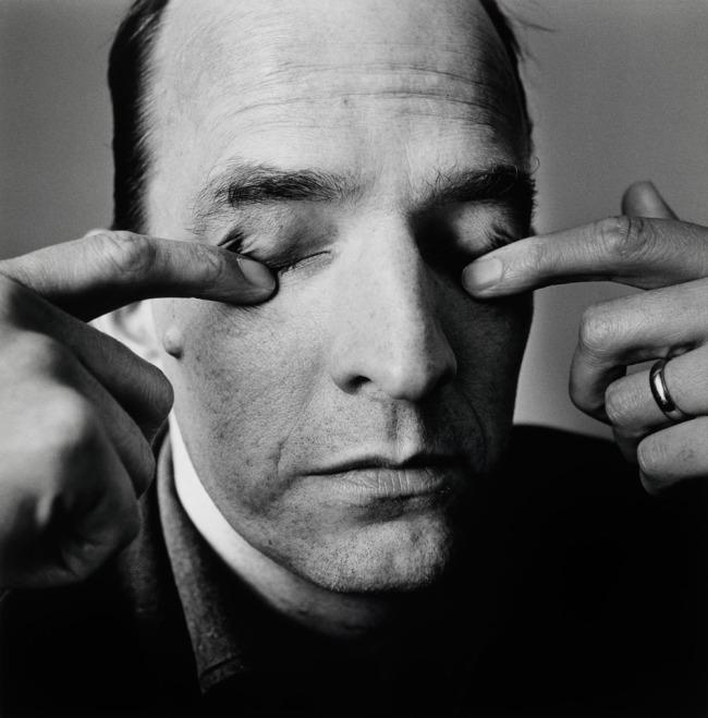 Irving Penn. 'Ingmar Bergman (1 of 4), Stockholm, 1964' 1964