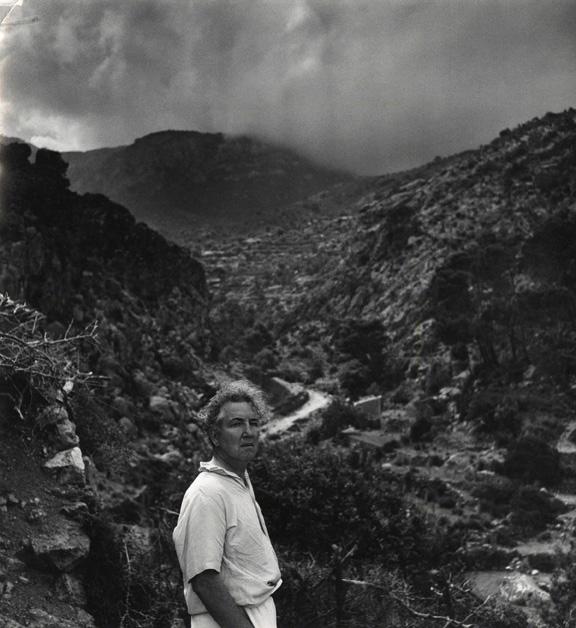 Daniel Farson. 'Robert Graves' 1954
