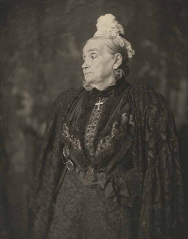 Sarah Choate Sears (American, 1858 - 1935) '[Julia Ward Howe]' about 1890