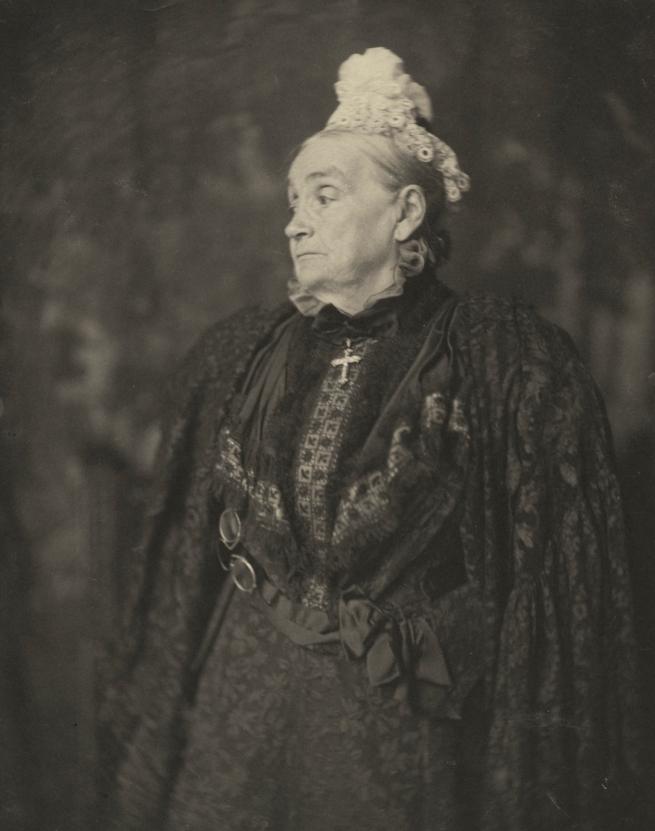 Sarah Choate Sears (American, 1858 - 1935) '[Julia Ward Howe]' about 1890