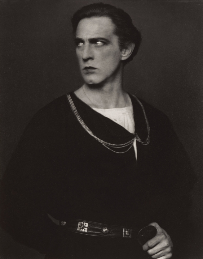 Edward Steichen (American, 1879-1973) 'John Barrymore as Hamlet' 1922