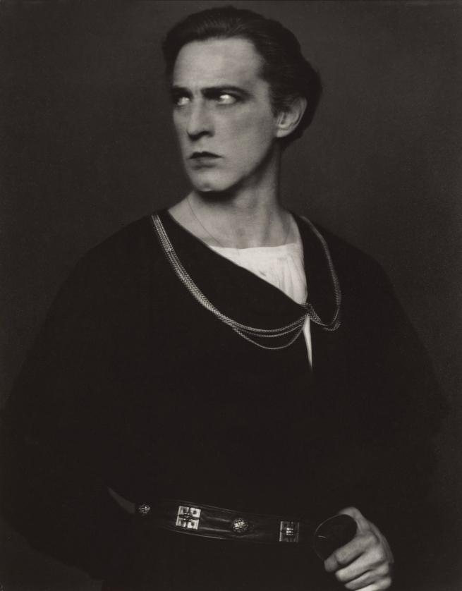 Edward Steichen (American, 1879-1973) 'John Barrymore as Hamlet' 1922
