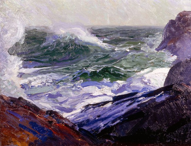 George Bellows. 'Forth and Back' 1913