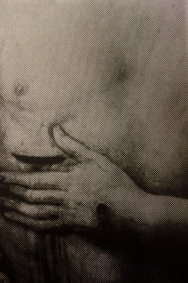 Pat Brassington. 'The Gift' 1986