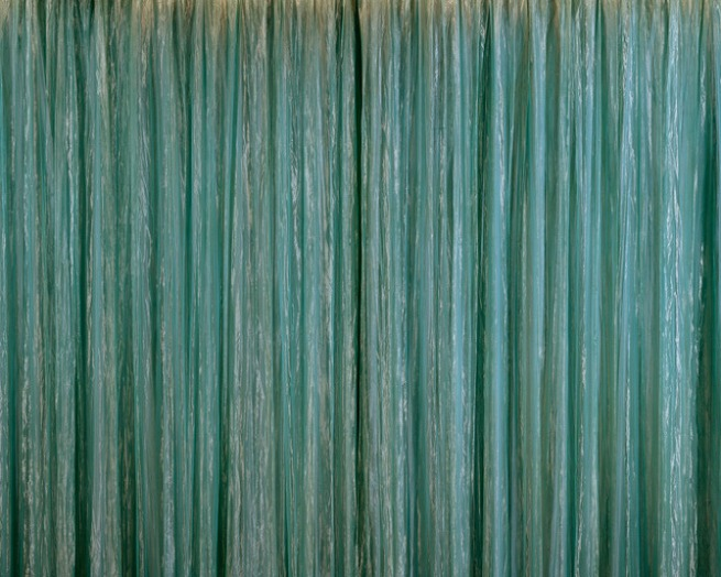 Paul Knight. 'Cinema curtain #4' 2004