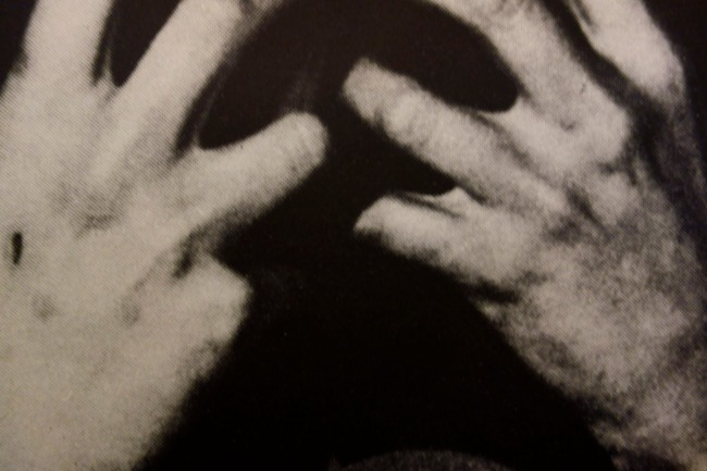 Pat Brassington. Installation and individual photographs from 'Cumulus Analysis' 1986-87