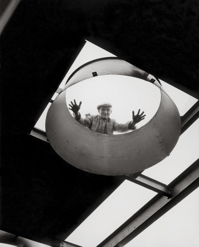 Eva Besnyö. 'Untitled [Lieshout, The Netherlands]' 1954