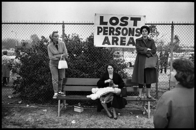 Elliott Erwitt. 'USA. California. Pasadena. 1963' 1963