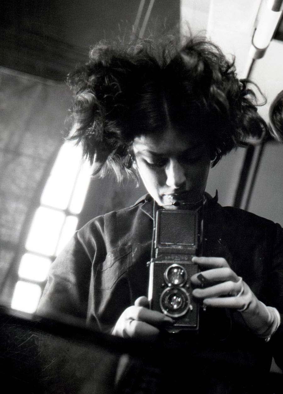 Eva Besnyö. 'Self Portrait' 1932