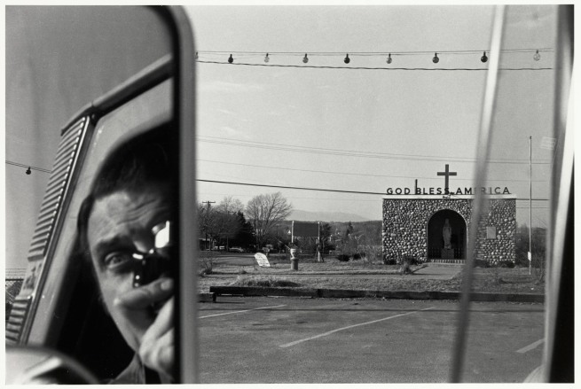 Lee Friedlander. 'Route 9W, New York' 1969
