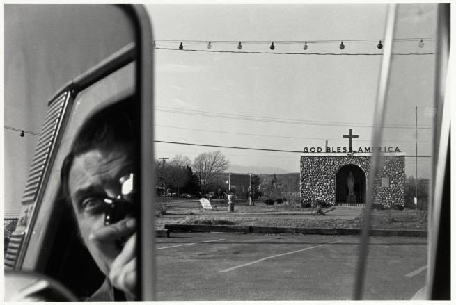 Lee Friedlander. 'Route 9W, New York' 1969