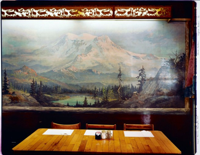 Virginia Beahan (American, born 1946) and Laura McPhee (American, born 1958) 'Mount Rainier, Washington' 2000