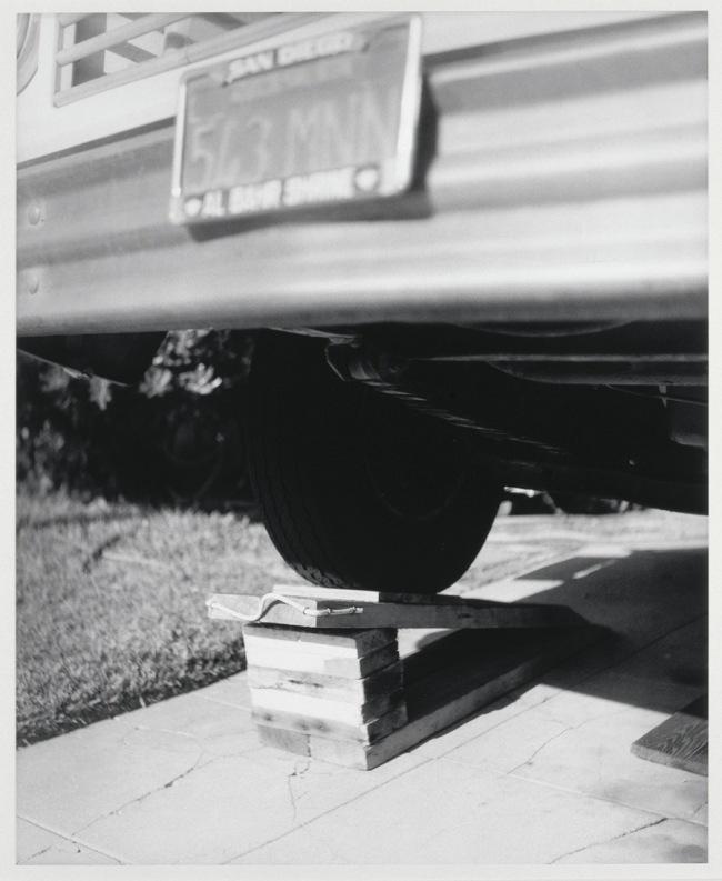 John Gossage. 'EL NEGRITO' 1997