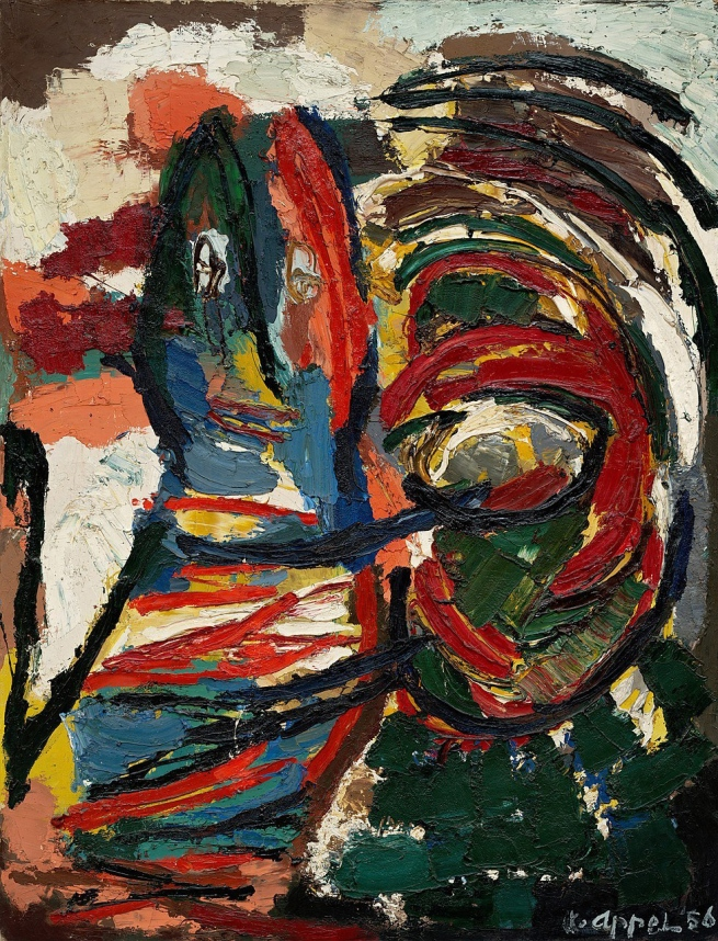 Karel Appel.