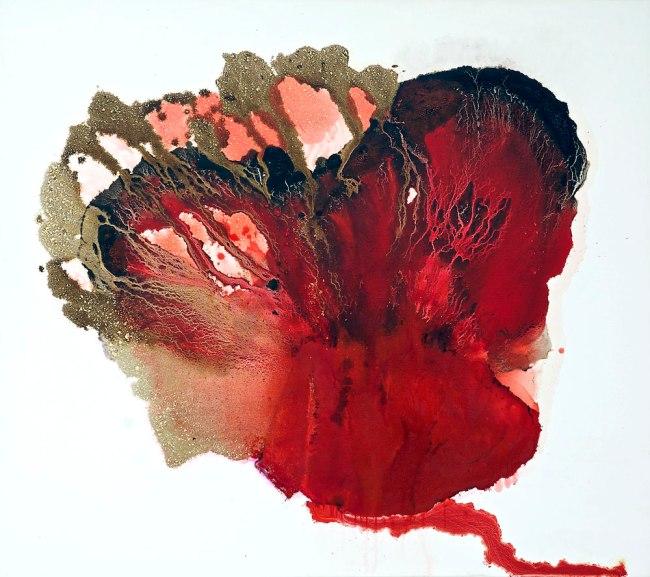 Jenny Reddin. 'Ms. Broadhurst's Poppy' 2012