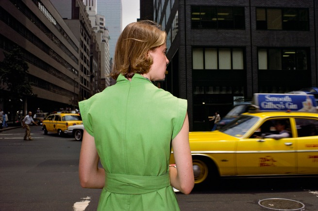 Joel Sternfeld. 'New York City (#1)' 1976