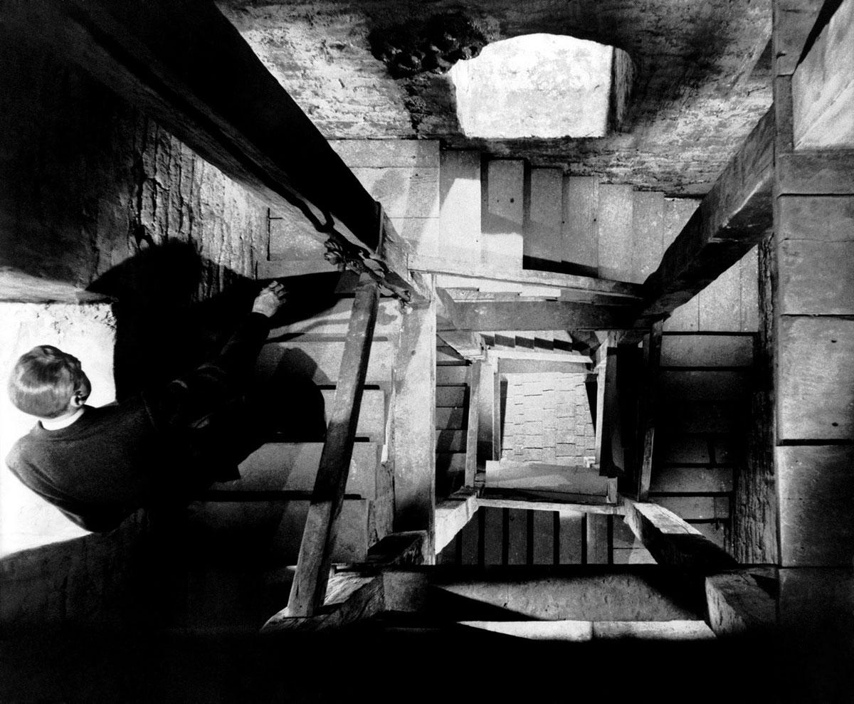 Eva Besnyö. 'Untitled [Vertigo #3]' Nd