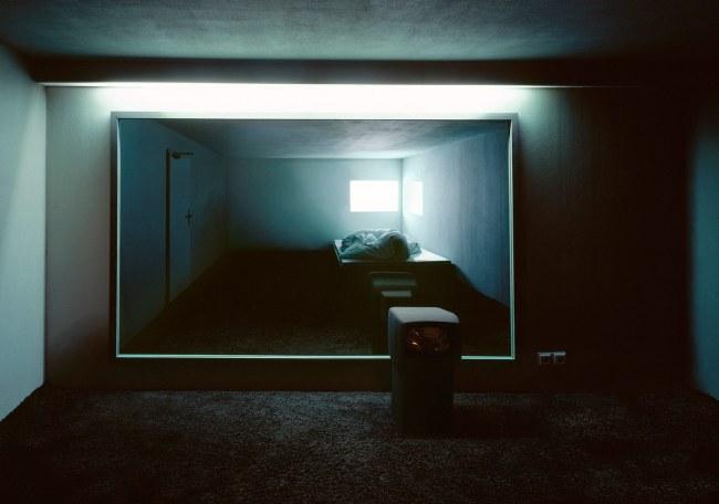 Alexandra Ranner. 'Schlafzimmer II' 2008
