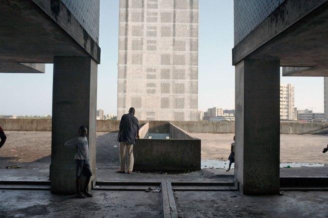Guy Tillim. 'Apartment Building, Avenue Bagamoyo, Beira, Mozambique' 2008