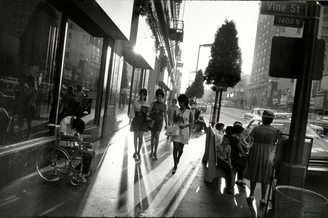 Garry Winogrand (1928-1984) 'Los Angeles, California' 1969