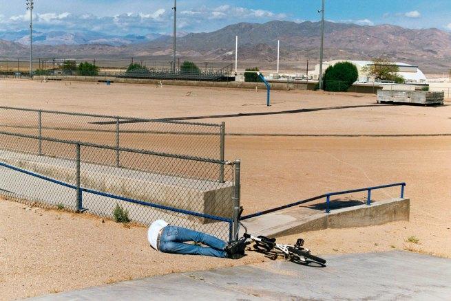 Tobias Zielony. 'Dirt Field' 2008