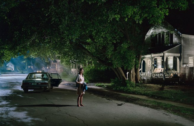 Gregory Crewdson. 'Untitled (Maple Street)' 2003-2005