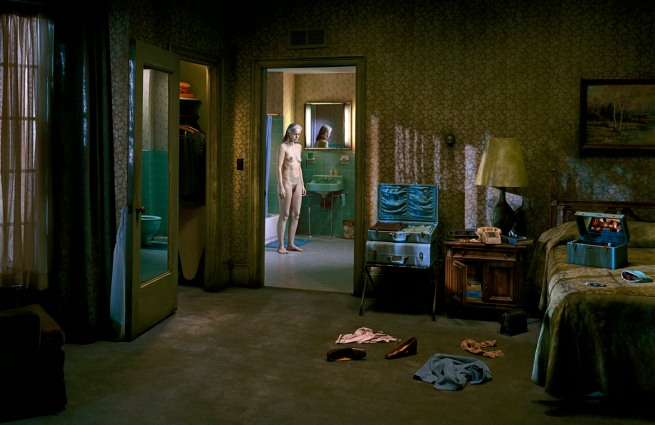 Gregory Crewdson. 'Untitled (Blue Period)' 2003-2005