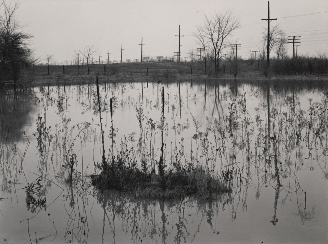 Harry Callahan (American, 1912-1999) [Detroit] 1941