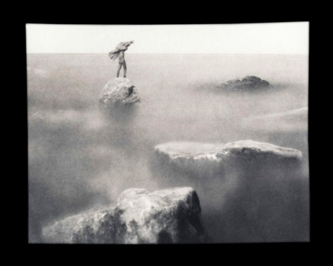 Ruth Thorne-Thomsen. 'Icarus Figure Wisconsin' 1993