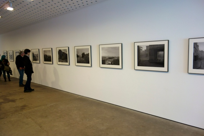 Installation photographs the series 'Sanctuary' (2010) from the exhibition 'Gregory Crewdson: In A Lonely Place' at the Centre for Contemporary Photography (CCP), Fitzroy, Melbourne