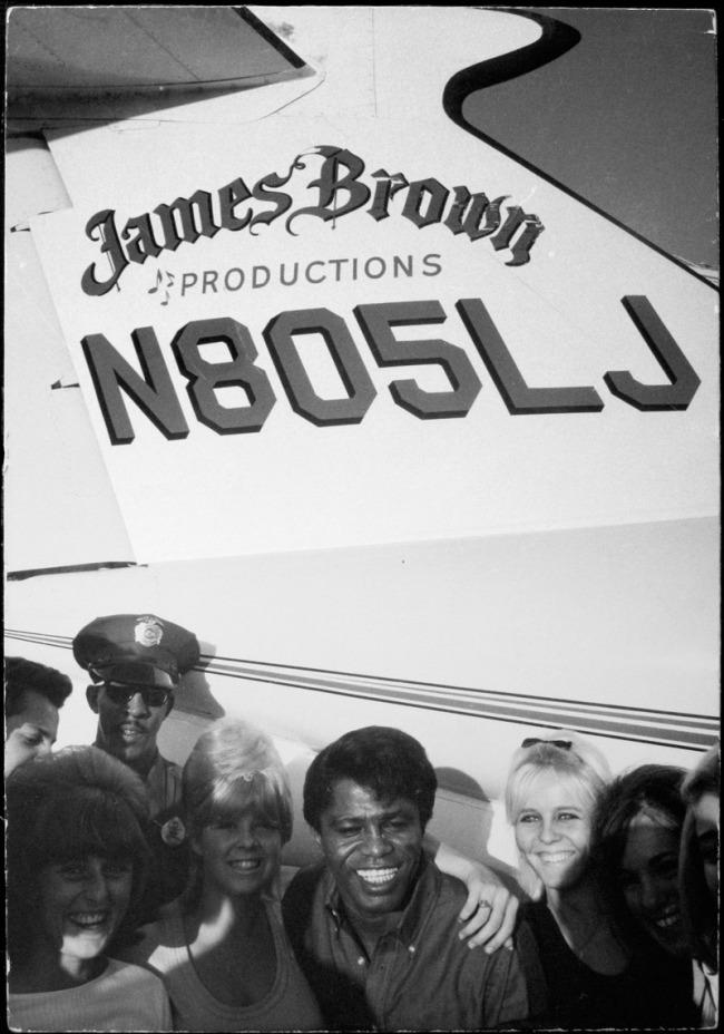 Dennis Hopper. 'James Brown' 1966