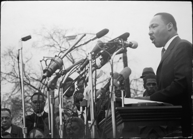Dennis Hopper. 'Martin Luther King, Jr.' 1965