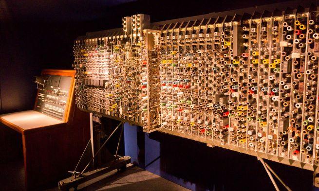 Alan Turing (designer) James H. Wilkinson (builder) 'Pilot ACE' 1950