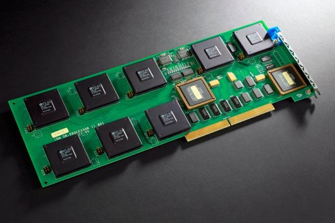 Processor board of Deep Blue