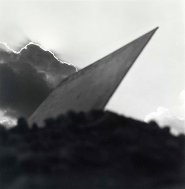 Ray Metzker. 'Pictus Interruptus (76EO4)' 1976