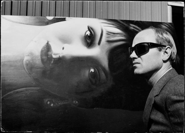 Dennis Hopper. 'James Rosenquist' 1964
